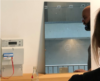 Entwicklung Smart Mirror