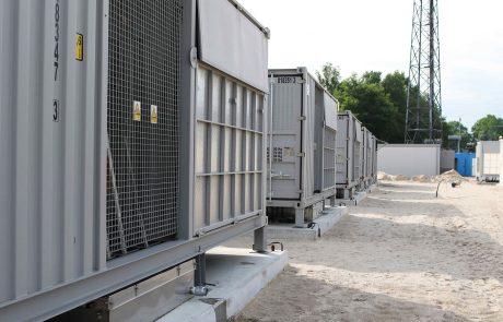 Batteriespeicher in Varel von be.storaged