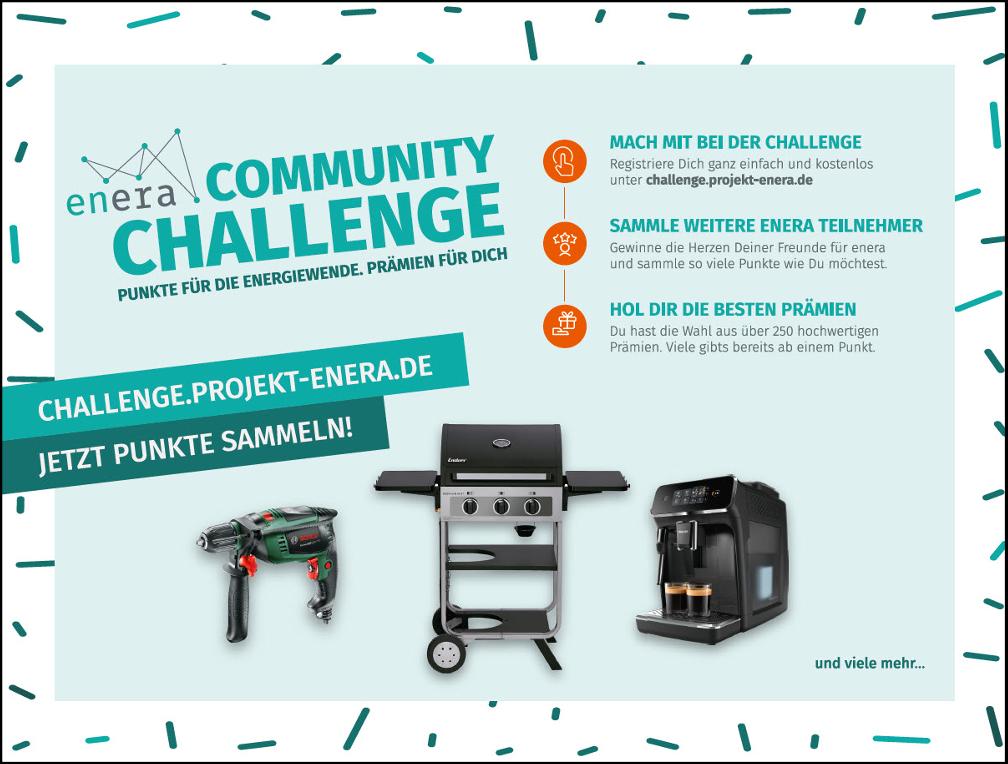 Plakat Community Challenge