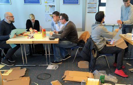 enera Innovation Friday Gruppe
