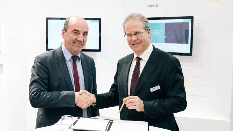 Eworld 2018 - Kooperation zwischen EWE und EPEX SPOT