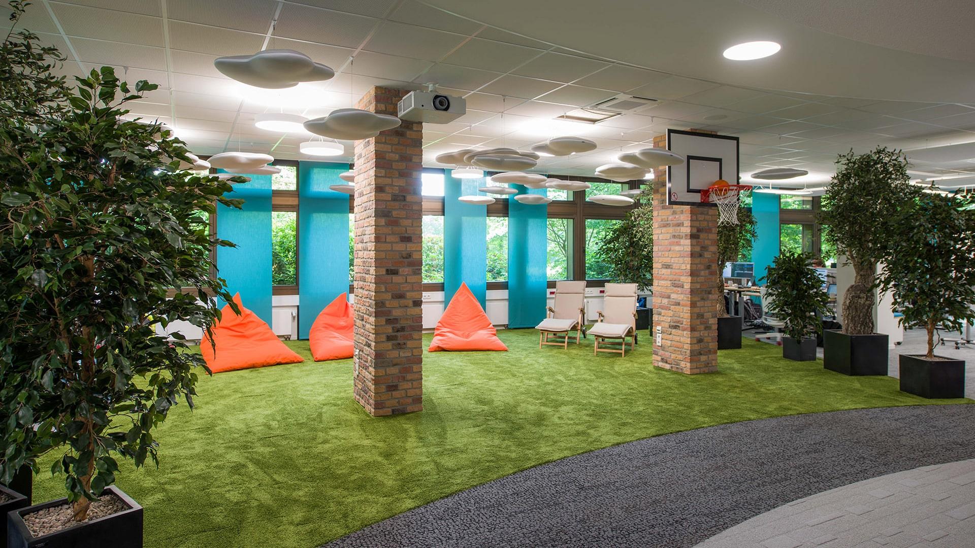Das enera Open Space Office