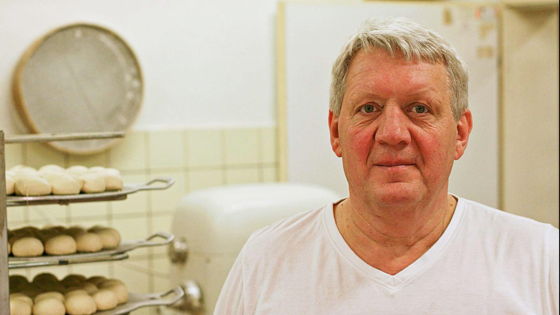 Bäcker Michael Kappen