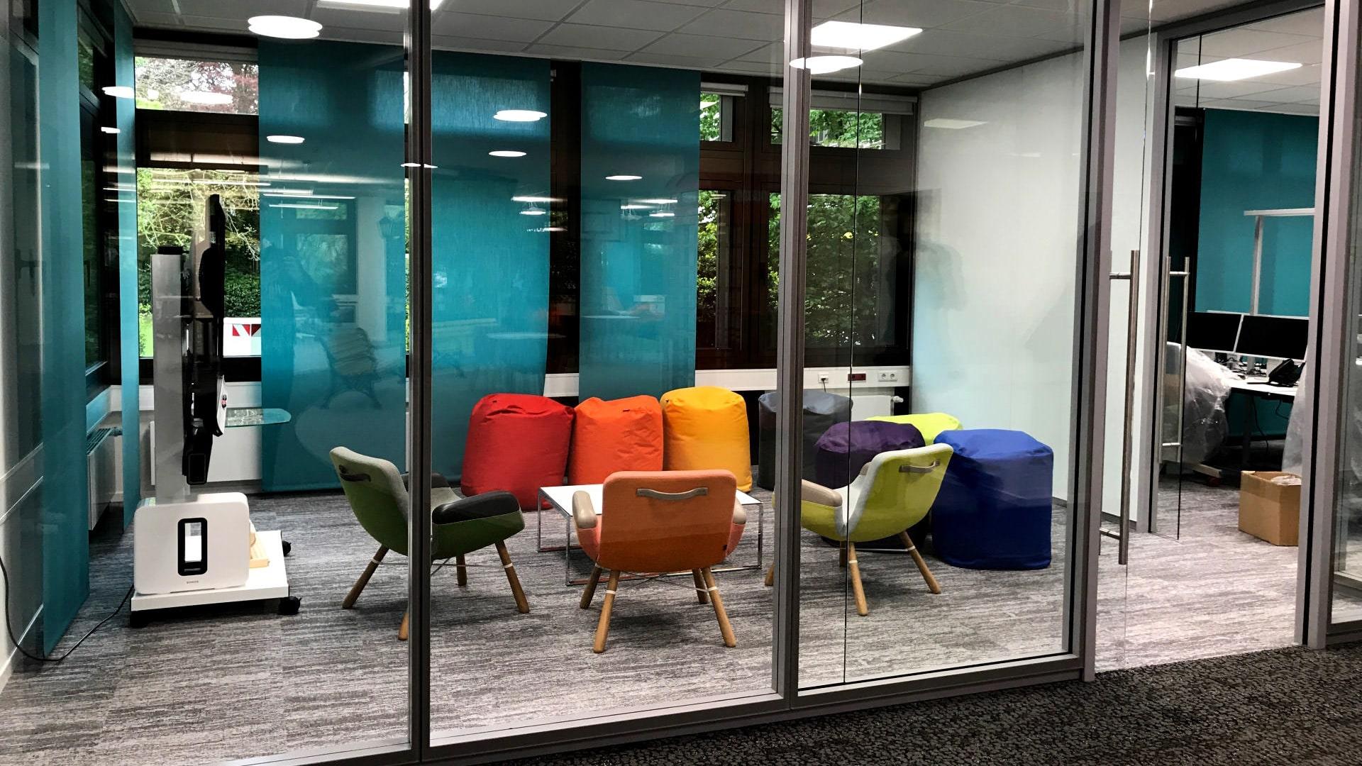 Das enera Open Space - Meetingraum