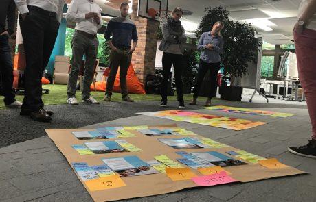 Personas Workshop im enera Open Space