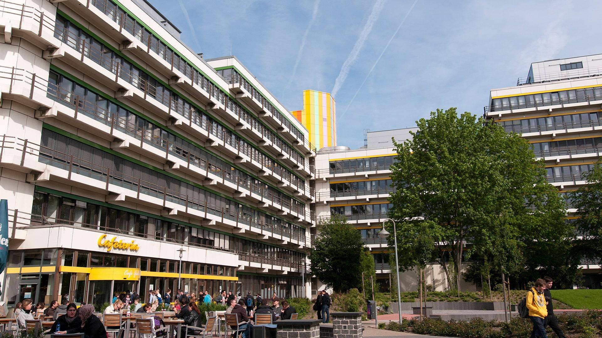Die Universität Duisburg-Essen